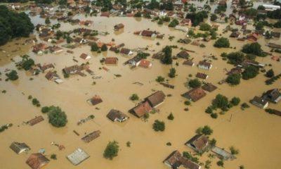 Oluja Potresi Poplava