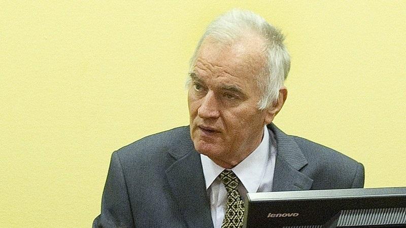 Ratko Mladic Haag
