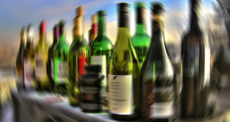 Alkohol Smrt