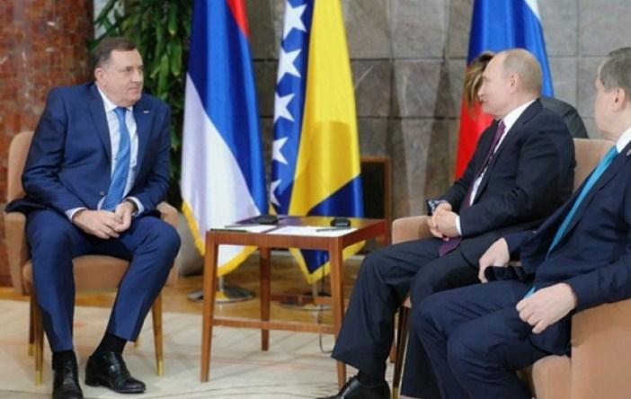 Dodik Putin