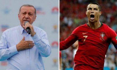 Erdogan Pohvalio Ronalda