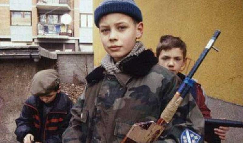 Maloljetni Borci Armije