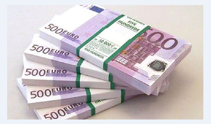 Novcanica Euri