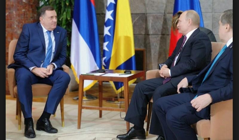 Putin Dodik Zastava