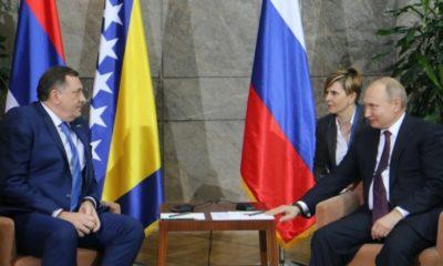 Putin Odrzao Lekciju Dodiku