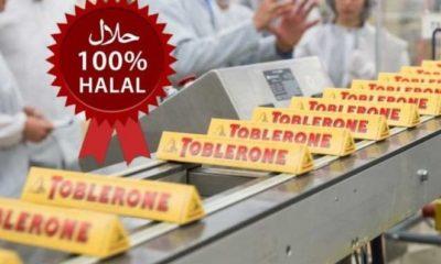 Toblerone Halal
